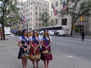 Steubenparade in New York 2016